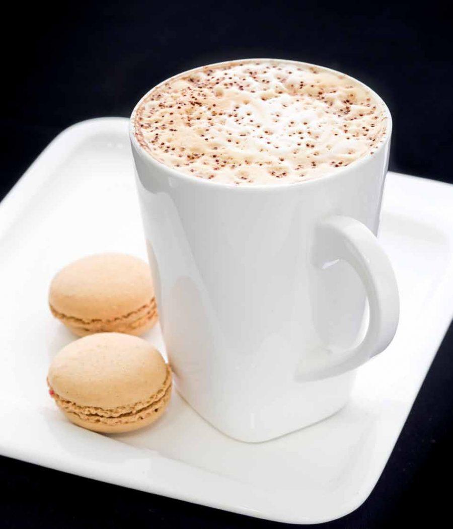 Чай масала. Индийский чай с молоком и специями
