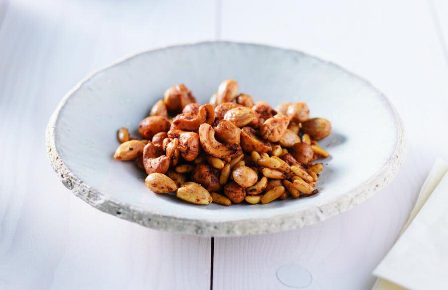 Хрустящие орешки