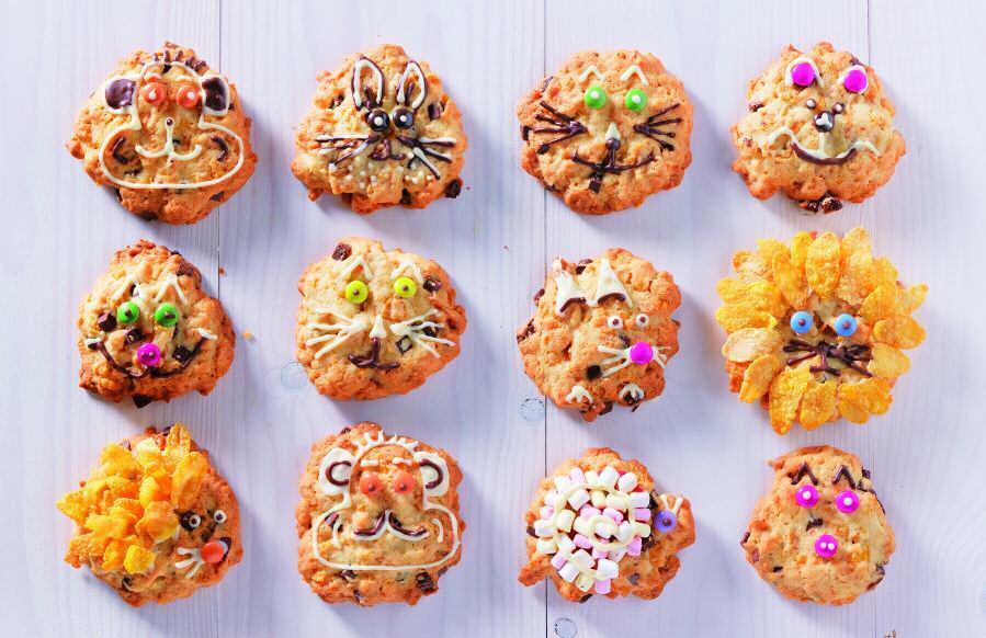 Печенье «зоологическое»