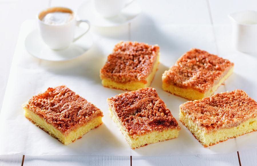 Пирог со сливочным маслом