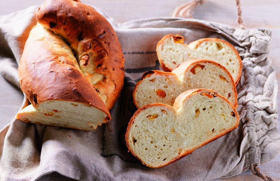 Спиральный хлеб