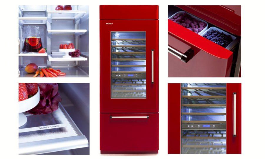 Винные шкафы Fhiaba AS8991 TWT