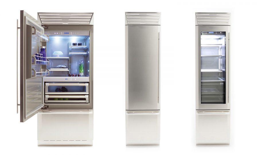 Холодильник/морозильник FHIABA MS5990TST
