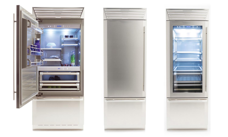 Холодильник/морозильник FHIABA MS7490TST