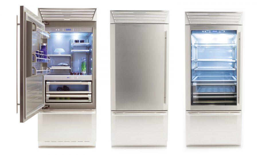Холодильник/морозильник FHIABA MS8990TST