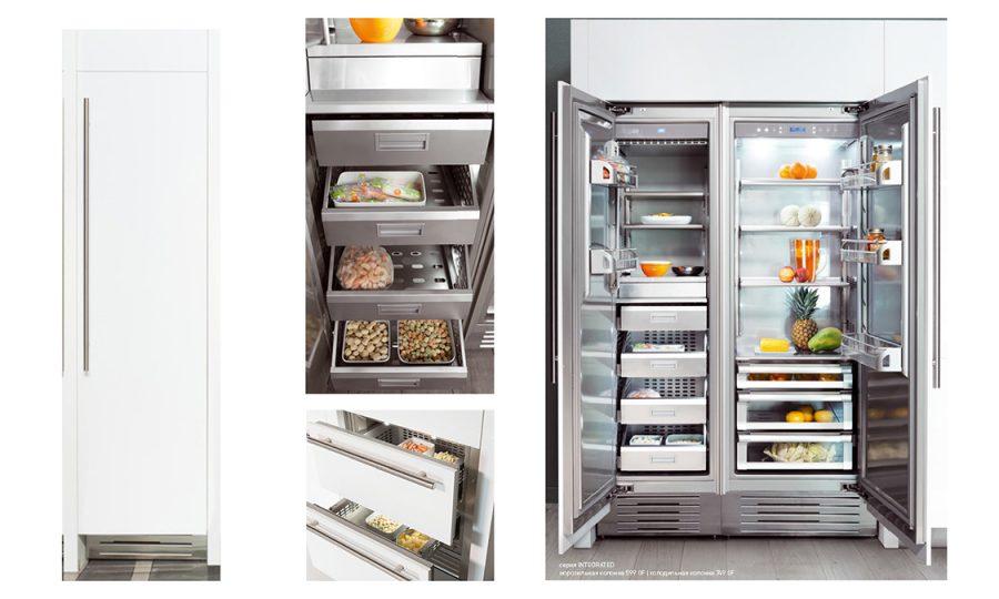 Холодильник FHIABA S5990FR