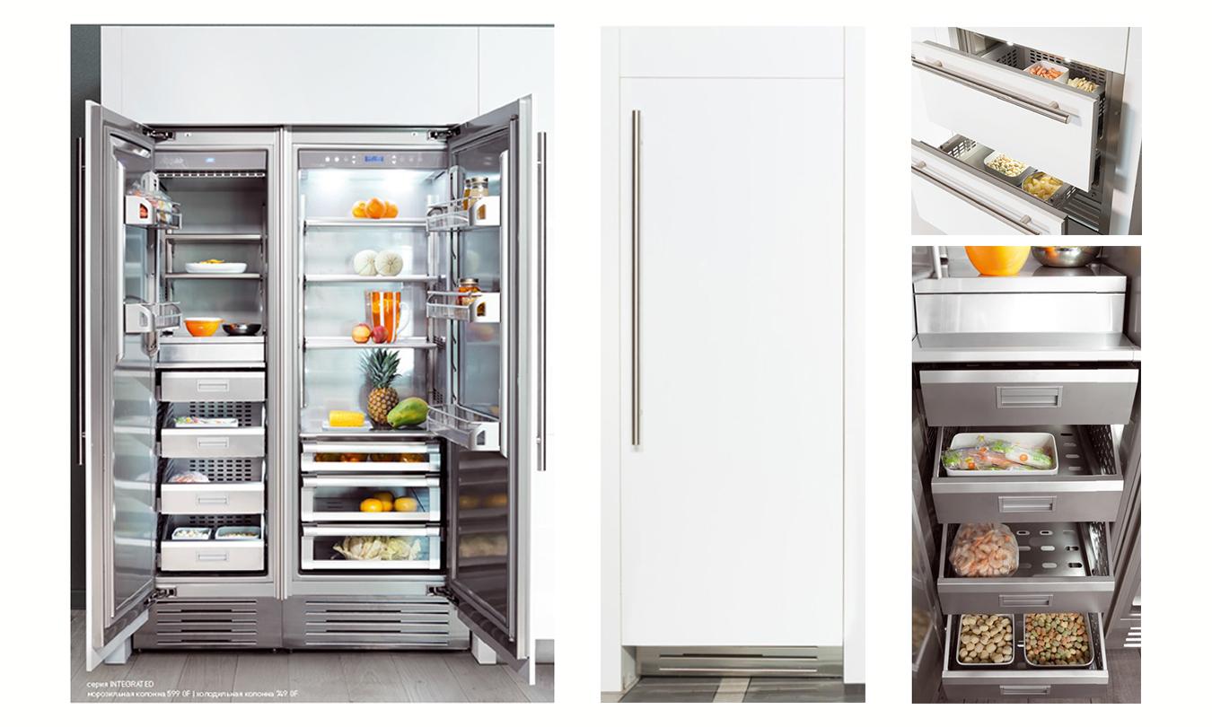 Холодильник FHIABA S7490FR
