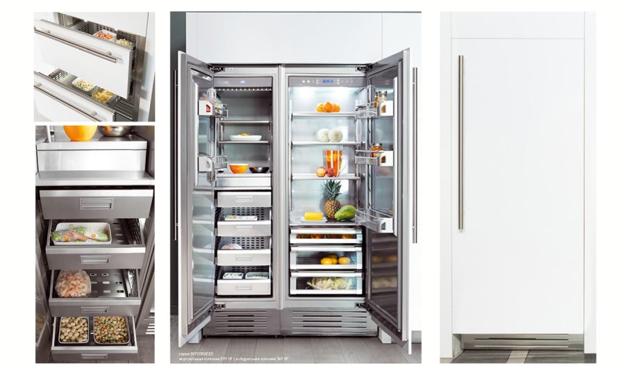Холодильник FHIABA S8990FR