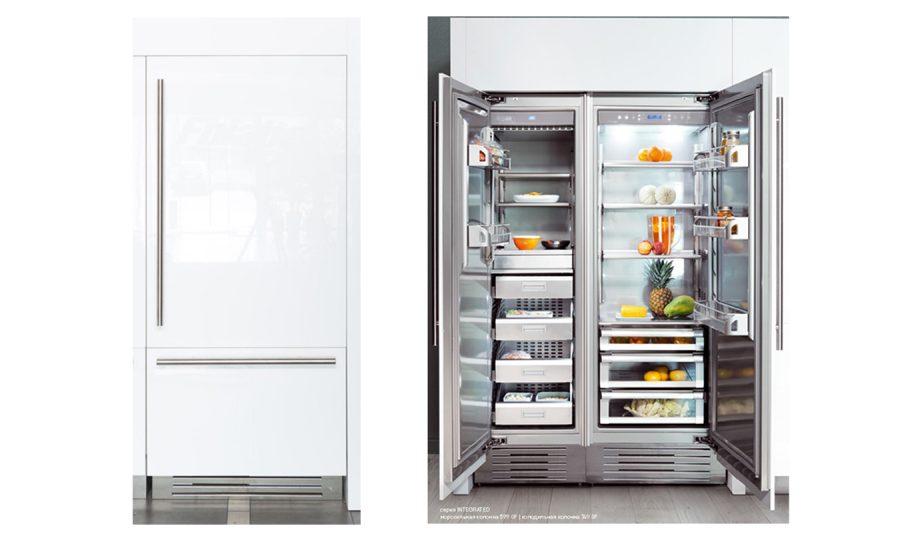 Холодильник и морозильник FHIABA S8990THT3/6i
