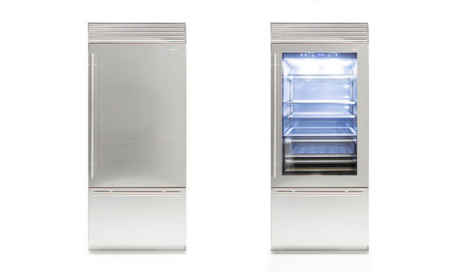 Холодильник/морозильник FHIABA XS8990TST